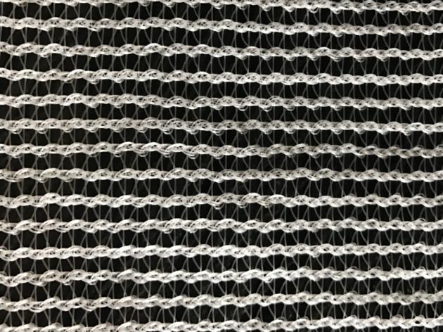 4.5針 針織白網 1