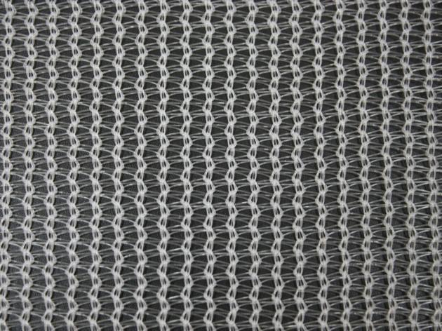 9針 針織白網 1